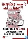 Miscellaneous - Gemeente Nijmegen - Leerplicht neem 't niet te licht!!!