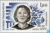 Postage Stamps - France [FRA] - Lévy, Renée