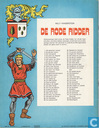 Comic Books - Red Knight, The [Vandersteen] - Noodkreet uit Cambor