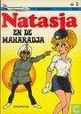 Bandes dessinées - Natacha - Natasja en de maharadja