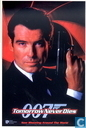 EO 00701 - Tomorrow Never Dies - Teaser Poster UK-version