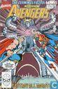 Comic Books - Avengers, The [Marvel] - Avengers Annual 19