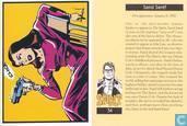 Cartes à collectionner - The Spirit - Sand Saref