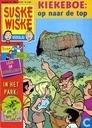 Strips - Suske en Wiske weekblad (tijdschrift) - 1996 nummer  10