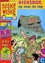 Comics - Suske en Wiske weekblad (Illustrierte) - 1996 nummer  10