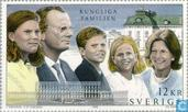 Postage Stamps - Sweden [SWE] - Royal Family