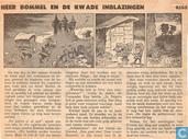 Strips - Bommel en Tom Poes - Heer Bommel en de kwade inblazingen