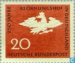 Postage Stamps - Germany, Federal Republic [DEU] - Court of Accounts 1714-1964