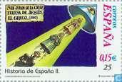 Timbres-poste - Espagne [ESP] - Histoire