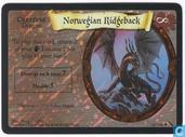 Trading cards - Harry Potter 5) Chamber of Secrets - Norwegian Ridgeback