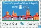 Postage Stamps - Spain [ESP] - Logroño