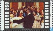 Postzegels - San Marino - Bioscoop