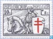 Timbres-poste - Belgique [BEL] - Chevalier