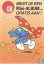 Bandes dessinées - Agent 212, L' - GB biedt je een mini-album... gratis aan !