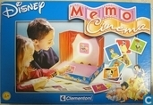 Board games - Memo (memory) - Disney Memo Cinema
