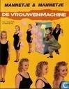 Strips - Mannetje & Mannetje - De vrouwenmachine