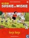 Bandes dessinées - Juniors Bob et Bobette, Les - Kusje kusje