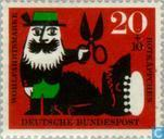 Postage Stamps - Germany, Federal Republic [DEU] - Ghosts Grimm