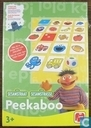 Board games - Memo (memory) - Sesamstraat Peekaboo