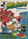 Bandes dessinées - Mickey Maandblad (tijdschrift) - Mickey Maandblad 4