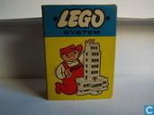 Jouets - Lego - Lego 245 Lichtsteen