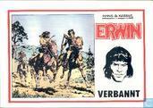 Bandes dessinées - Erwin de vrijbuiter - Verbannt