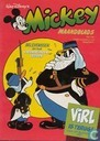 Bandes dessinées - Mickey Maandblad (tijdschrift) - Mickey Maandblad 5