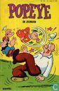 Strips - Popeye - de sleutel
