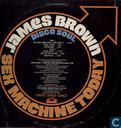Disques vinyl et CD - Brown, James - Sex machine today