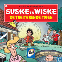 Strips - Suske en Wiske - De treiterende trien / La coquine malicieuse