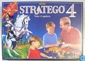 Board games - Stratego - Stratego 4  - voor 4 spelers!