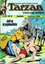 Comic Books - Tarzan of the Apes - Jacht op de junglebandieten