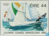 Timbres-poste - Irlande - Jeux Olympiques