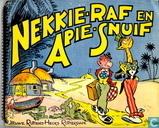 Comic Books - Nekkie-Raf en Apie-Snuit - Nekkie-Raf en Apie-Snuif