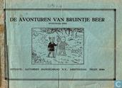 Strips - Bruintje Beer [Tourtel] - De avonturen van Bruintje Beer 17