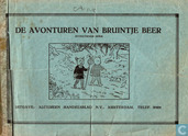 Bandes dessinées - Ruppert l'ours - De avonturen van Bruintje Beer 17