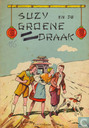 Comics - Suzy - De groene draak