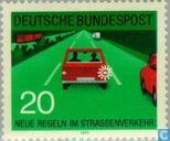 Postage Stamps - Germany, Federal Republic [DEU] - New traffic regulations