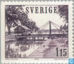 Postage Stamps - Sweden [SWE] - Tourisme