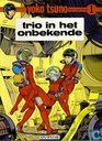 Comic Books - Yoko, Vic & Paul - Trio in het onbekende