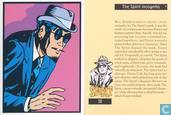 Trading cards - The Spirit - The Spirit Incognito