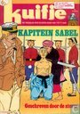 Strips - Kapitein Sabel - Geschreven door de storm