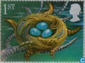 Postage Stamps - Great Britain [GBR] - Lucky charms