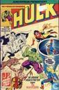 Strips - Hulk - De groene krachtpatser tegen de Rangers