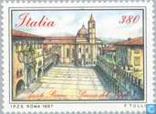 Postage Stamps - Italy [ITA] - Squares