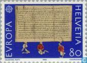 Postage Stamps - Switzerland [CHE] - Europe – Historical events