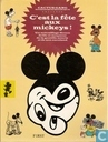 Strips - Mickey Mouse - Cést la fete aux Mickeys!