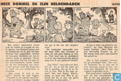 Comics - Bommel und Tom Pfiffig - Heer Bommel en zijn heldendaden
