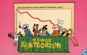 Comic Books - Familie Doorzon, De - De familie Kantoorzon