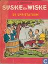 Comics - Suske und Wiske - De sprietatoom